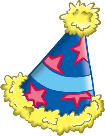 Birthday hat clipart 8 2.