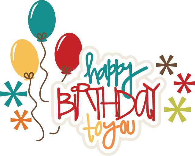 Png Format Images Of Happy Birthday #29909.