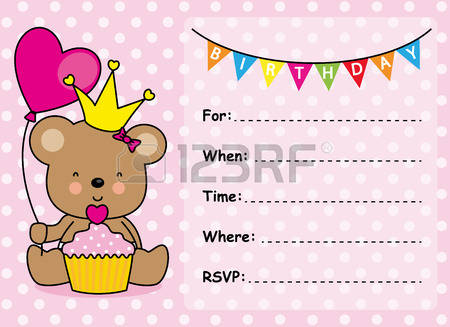 185,961 Birthday Invitation Stock Illustrations, Cliparts And.