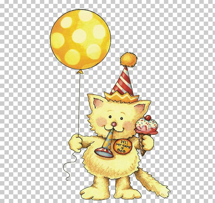 Kitten Cat Birthday Cake PNG, Clipart, Animals, Balloon.