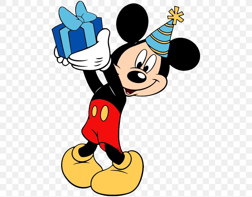 Mickey Mouse Minnie Mouse Birthday Cake Clip Art, PNG.