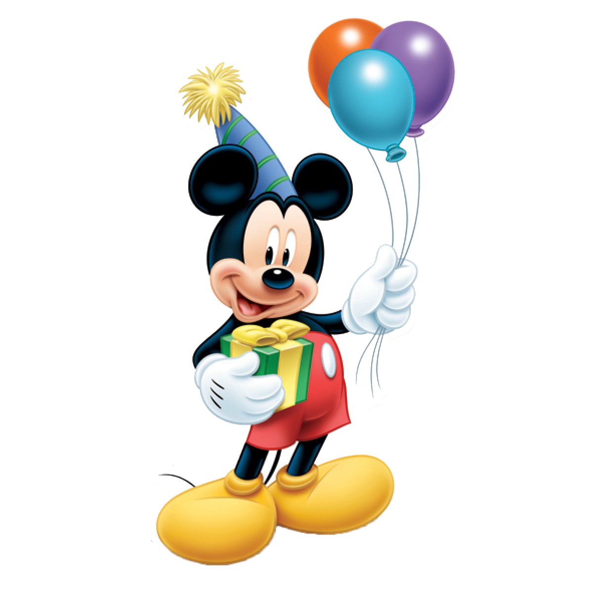 Mickey Mouse Minnie Mouse Balloon Standee Birthday.