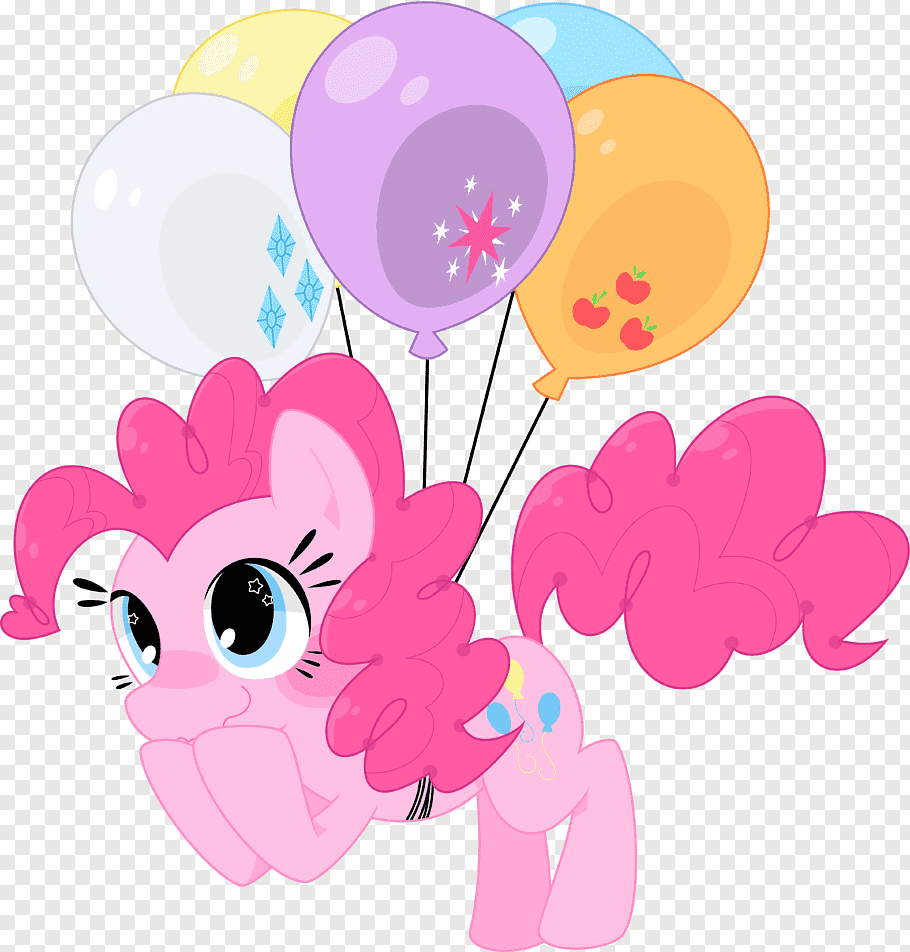 Pink My Little Pony, Pinkie Pie My Little Pony Spike.