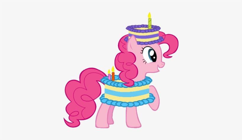 Pinkie Pie Party Png Clipart.