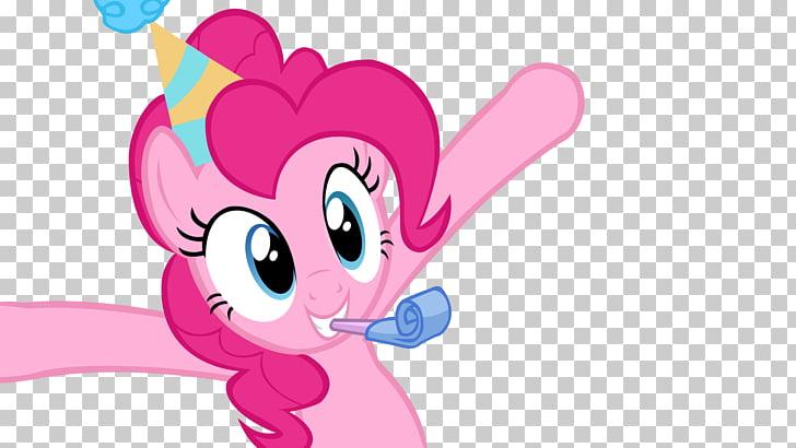 My Little Pony: Pinkie Pies Party Birthday cake , Pie.