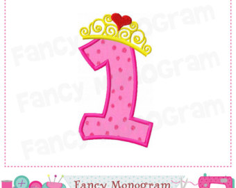 Birthday Number 1 Clipart Clipground