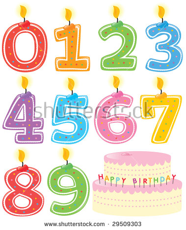 Birthday cake with candles clip art free vector download (210,563.