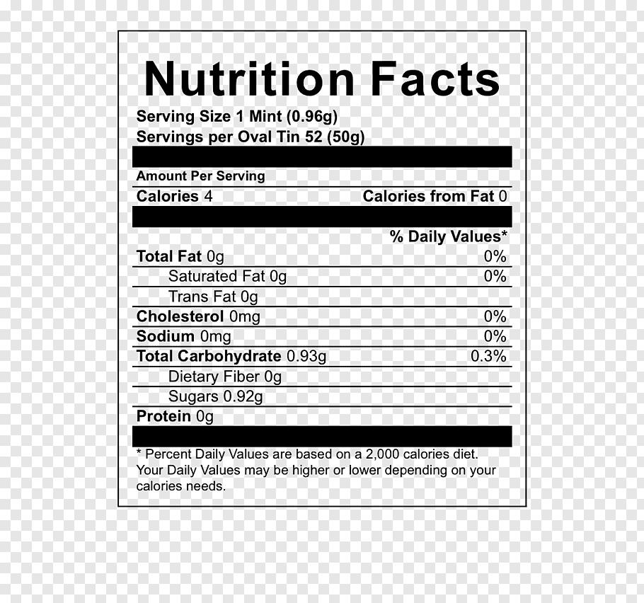 Barley tea Oolong Nutrition facts label, tea free png.
