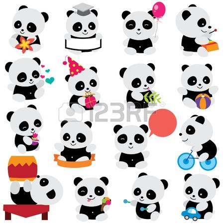Birthday Panda Stock Photos Images. Royalty Free Birthday Panda.