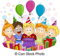 Birthday party Illustrations and Clip Art. 272,610 Birthday party.