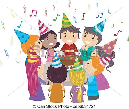 Birthday party Illustrations and Clip Art. 139,053 Birthday party.