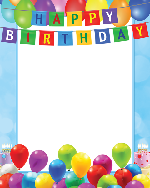 Image result for happy birthday Page Borders frames free.