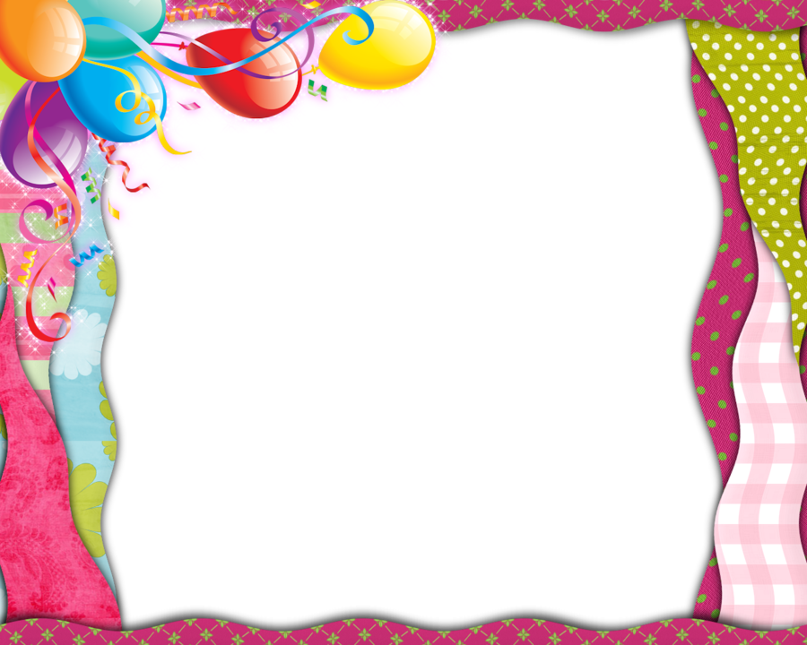 Party Background Frame clipart.