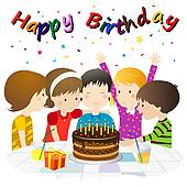 Free Birthday Celebration Cliparts, Download Free Clip Art.