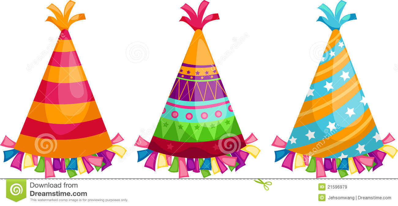 730 Party Hat free clipart.