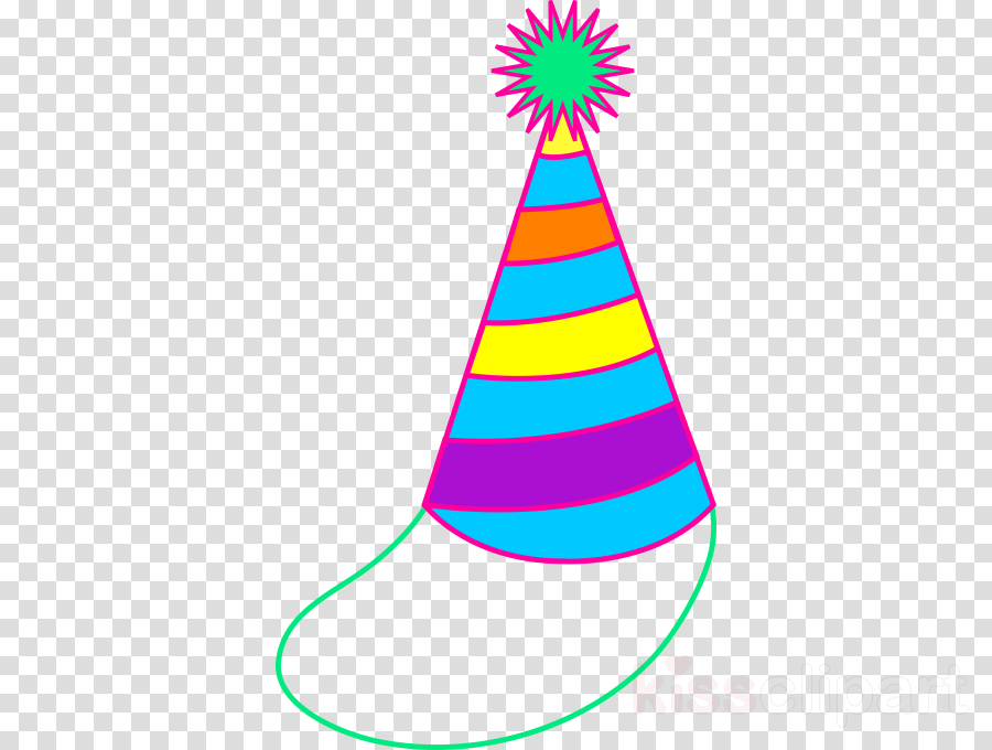 Party Hat, Hat, Birthday, transparent png image & clipart.
