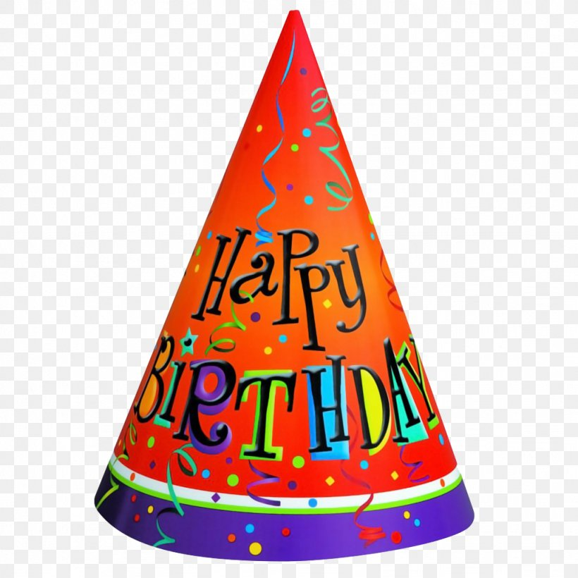 Birthday Party Hat Clip Art, PNG, 1024x1024px, Party Hat.