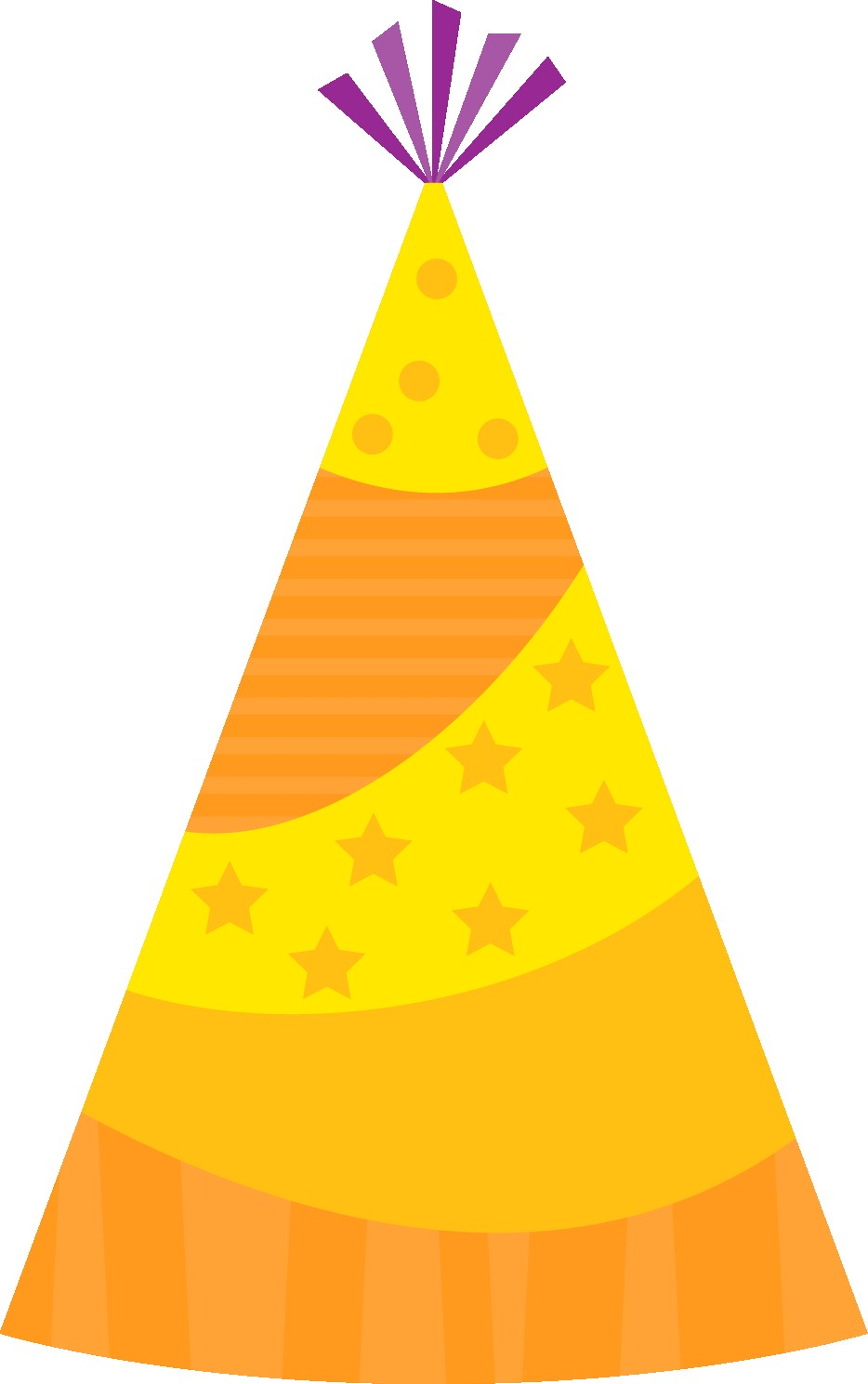 party hat Birthday hat clipart image png.