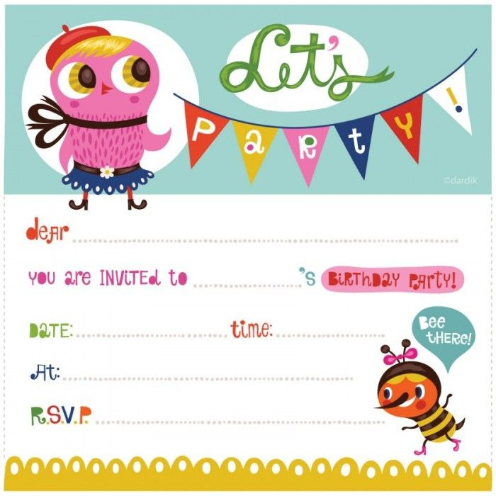 image regarding Free Printable Birthday Invitations for Kids referred to as birthday occasion invitation clipart 20 cost-free Cliparts