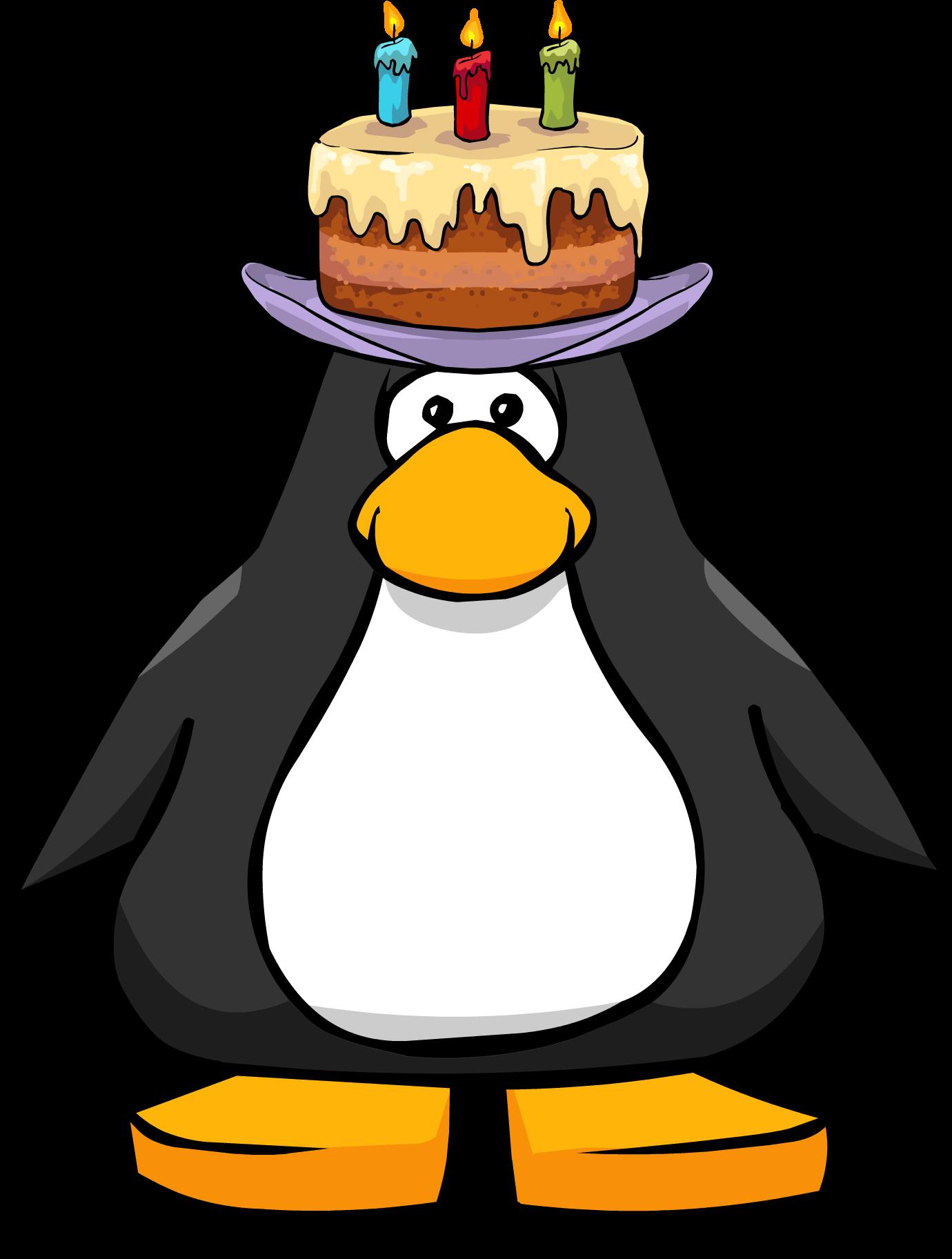 Happy Birthday Clipart Penguin.
