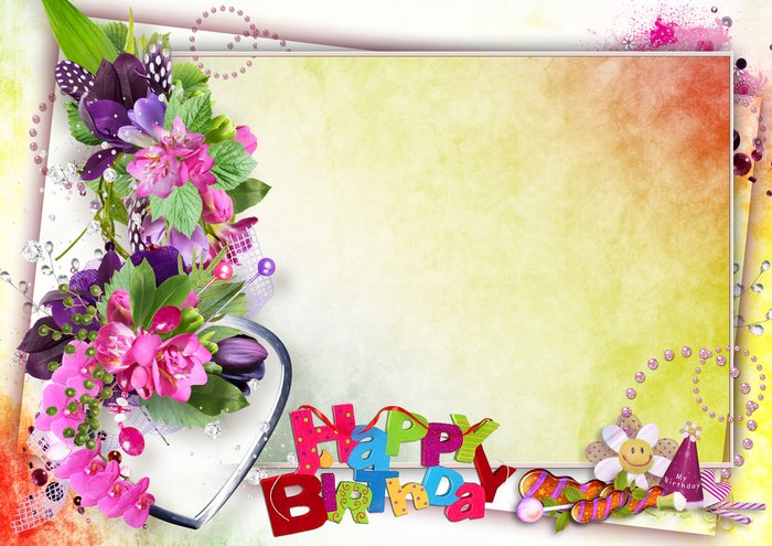 Happy Birthday Frame Png (98+ images in Collection) Page 2.