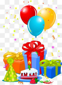Balloon clipart presents, Balloon presents Transparent FREE.