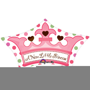 Birthday Princess Clipart Free.
