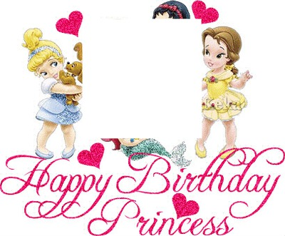 Happy Birthday Princess Clipart at GetDrawings.com.
