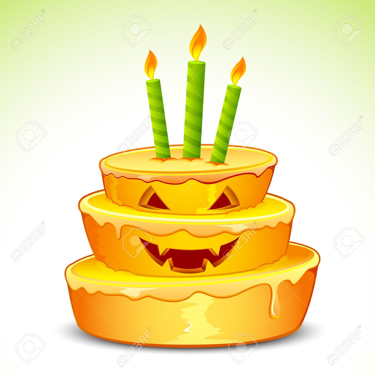 Pumpkin Birthday Clipart.