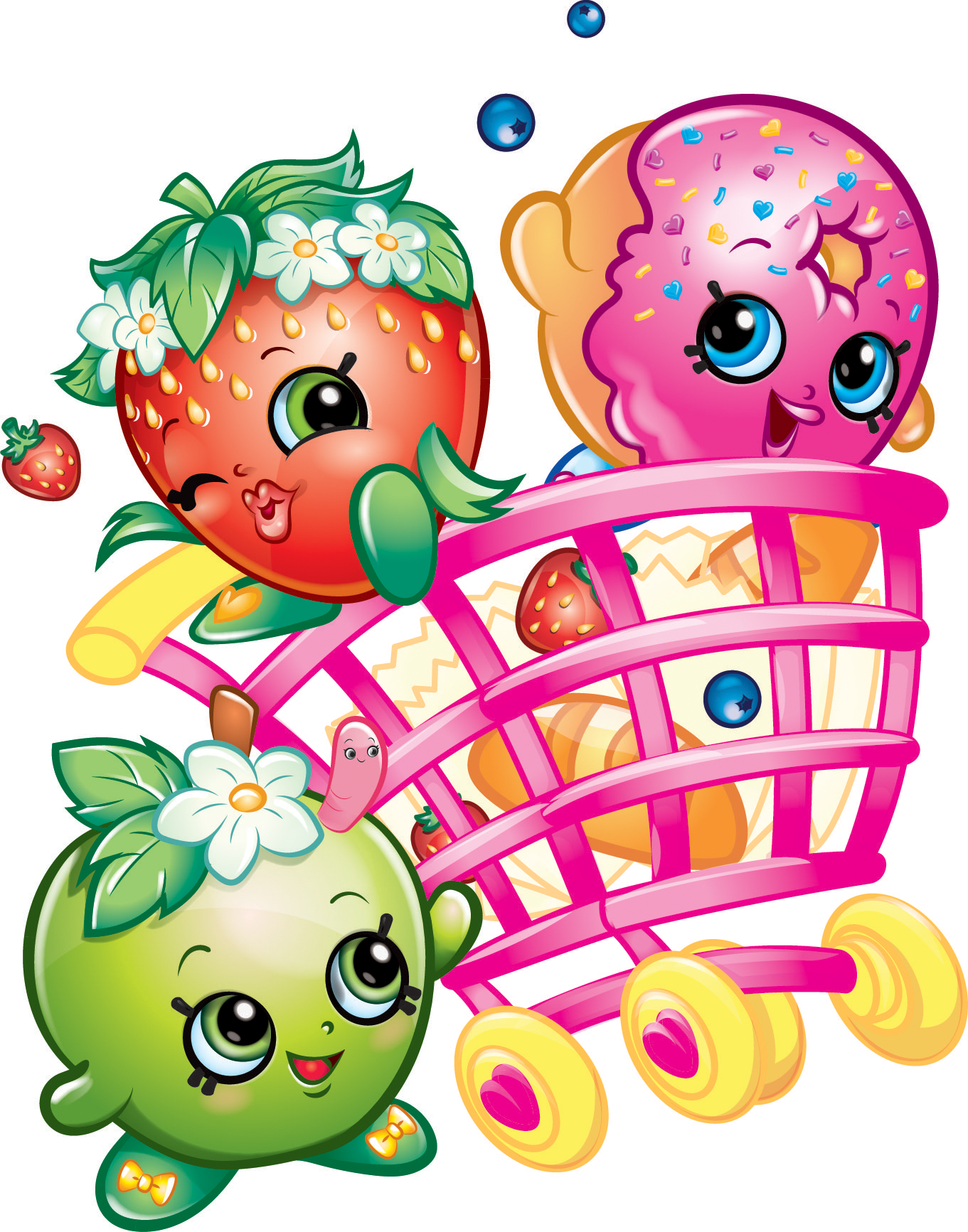 Birthday Shopkins Clipart (94+ images in Collection) Page 2.