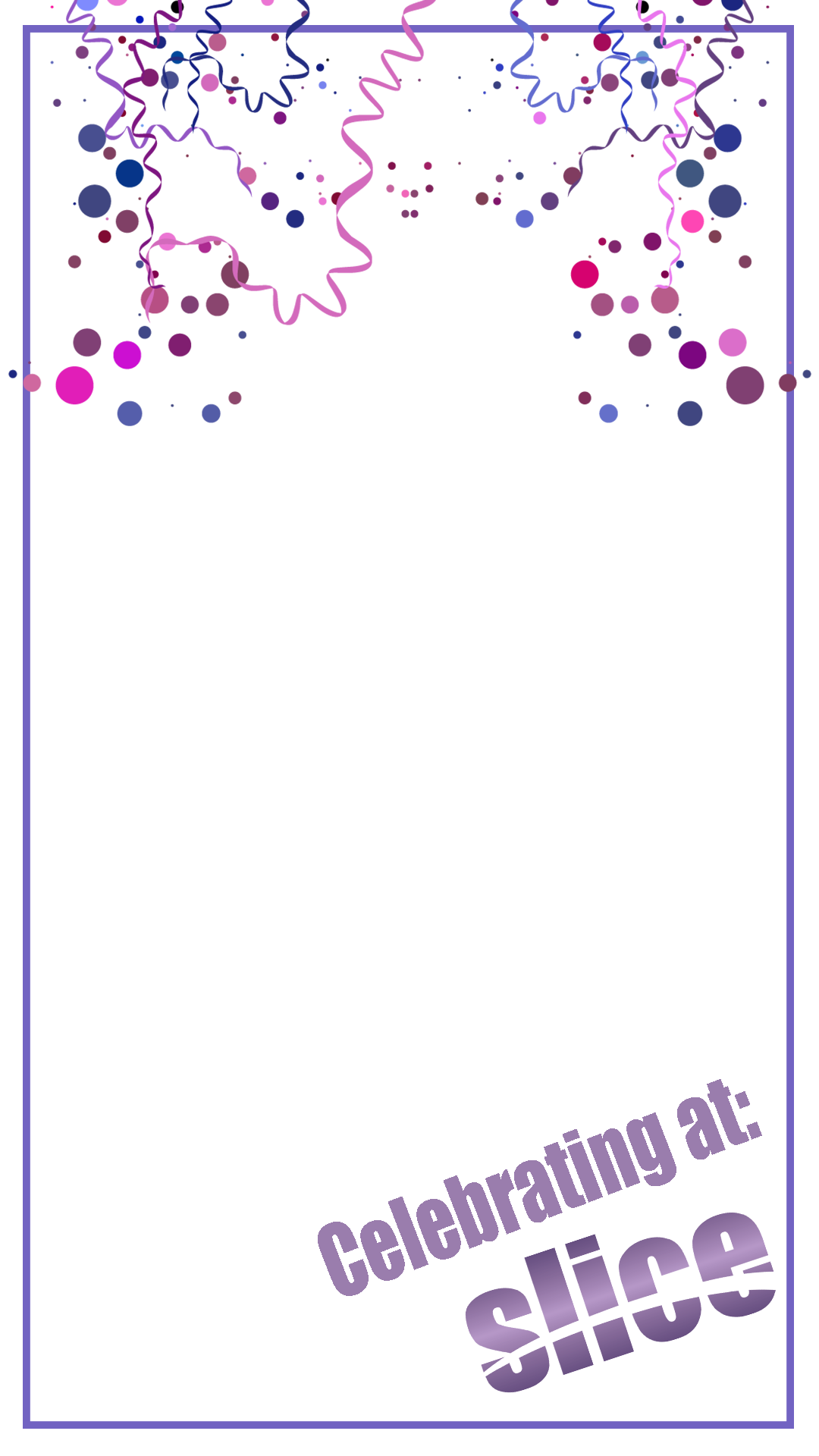 Customize Your Party Experience With A Custom Snapchat Filter.