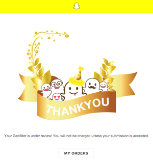 How to Create a Snapchat Geofilter for Your Event : Social Media.