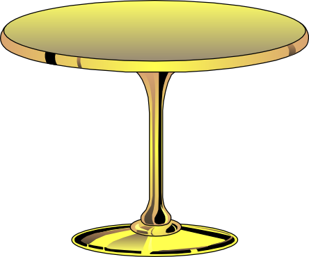 Table Clipart.