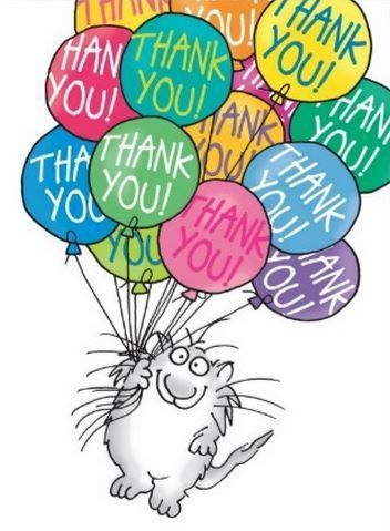 Image result for thank you clipart.