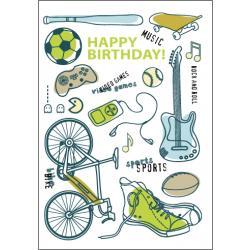 Birthday Tween Clipart Boy Clipground