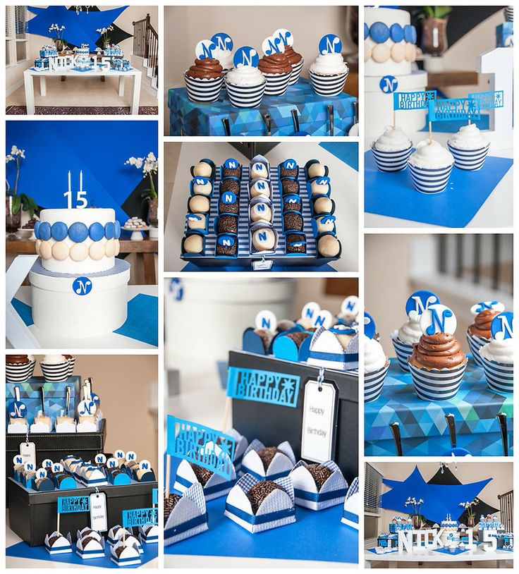 Image Result For 13th Birthday Decorations Boy