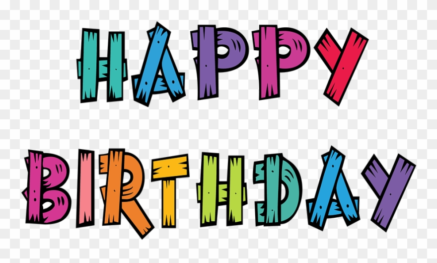 Clipart, Birthday Png Birthday Text Wishes Free Image.