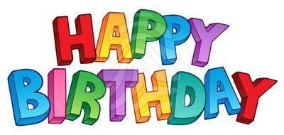 Free birthday clip art happy birthday happy and birthdays image 3.