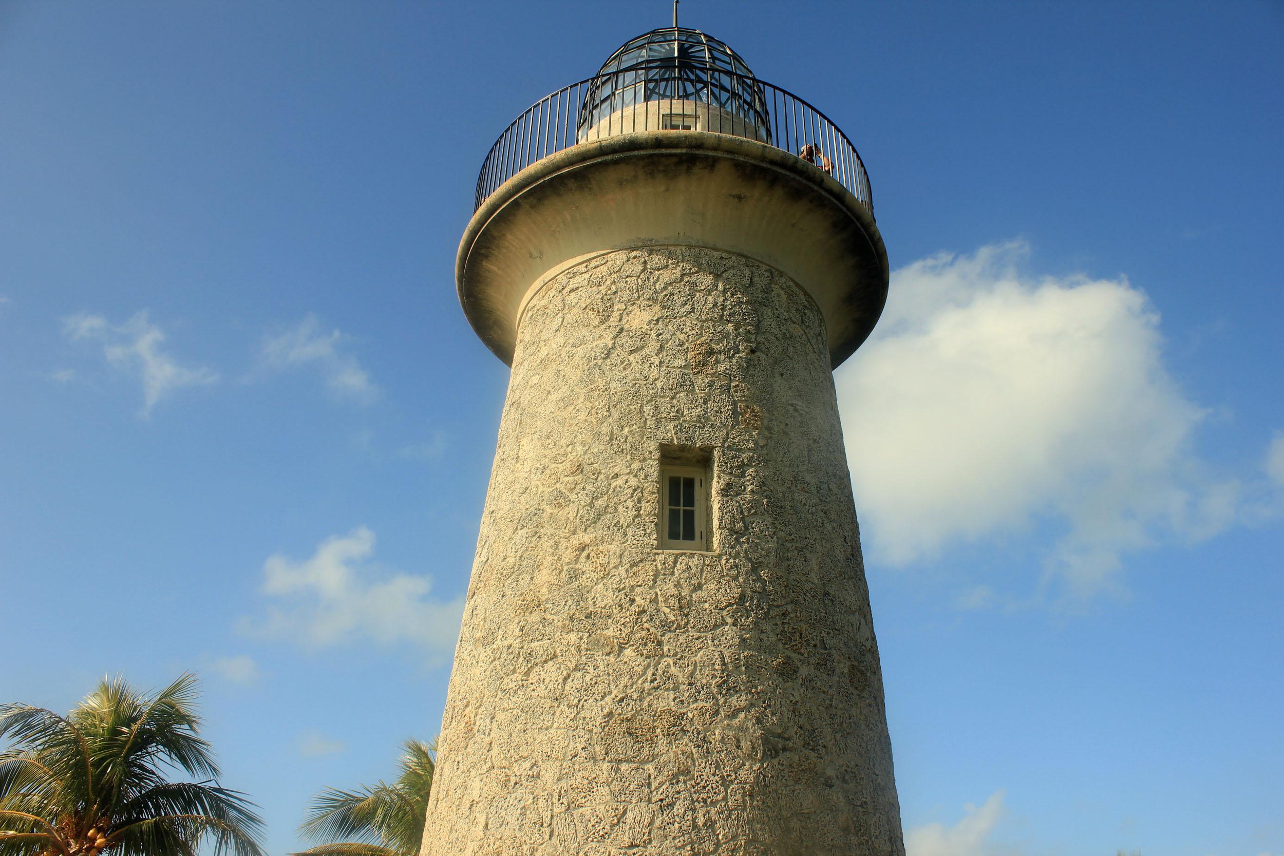 Lighthouse close.
