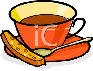 and a Cup of Hot Chocolate Clip Art Image.