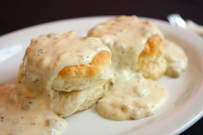 Clipart Biscuits And Gravy.