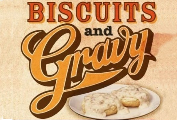 Free Clipart Biscuits And Gravy.