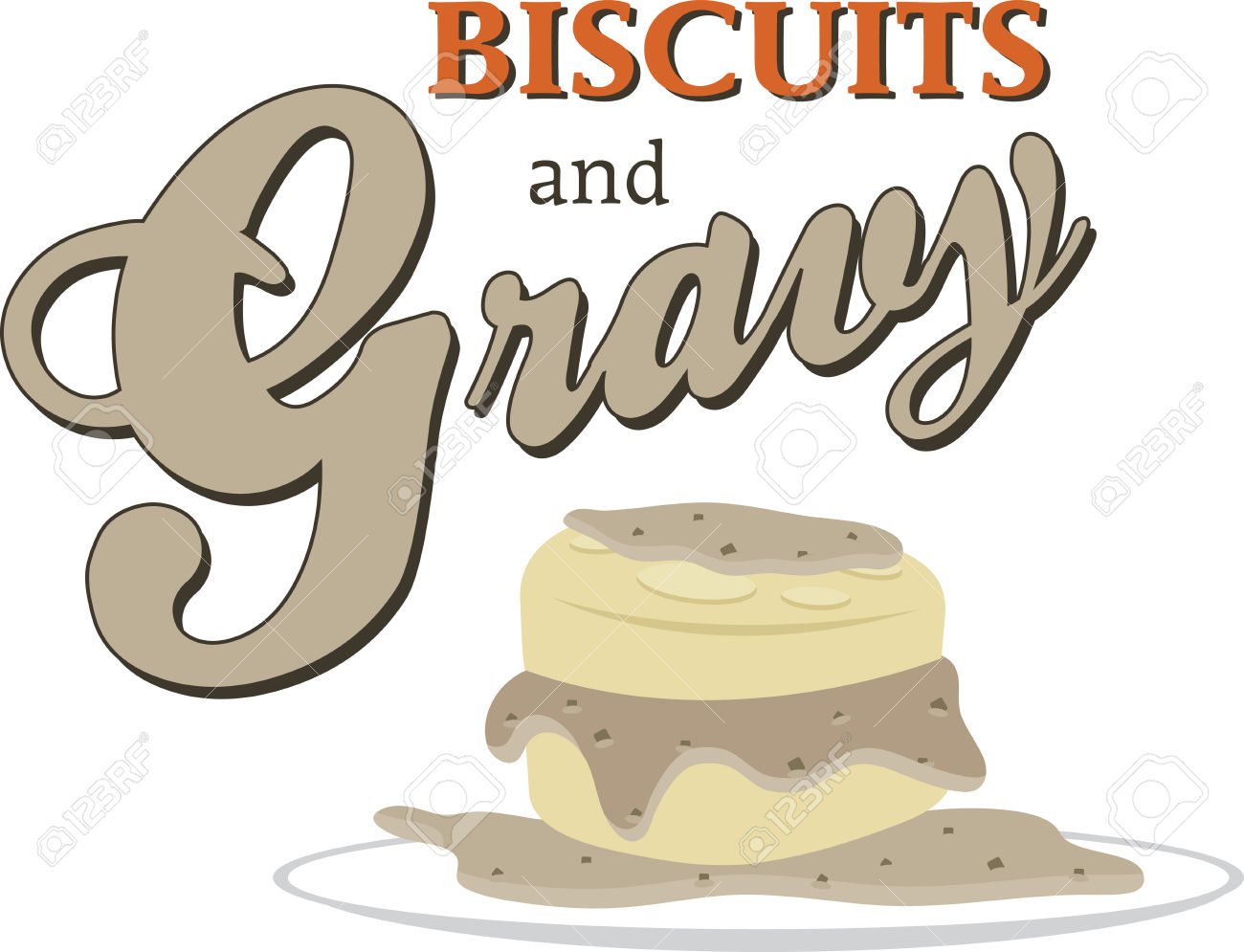 Showing post & media for Biscuits and gravy cartoon.