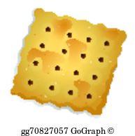 Biscuits Clip Art.