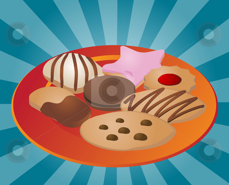 Best Plate Of Cookies Clipart #19899.