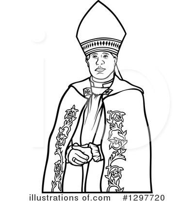 Bishop Clipart #1297720.
