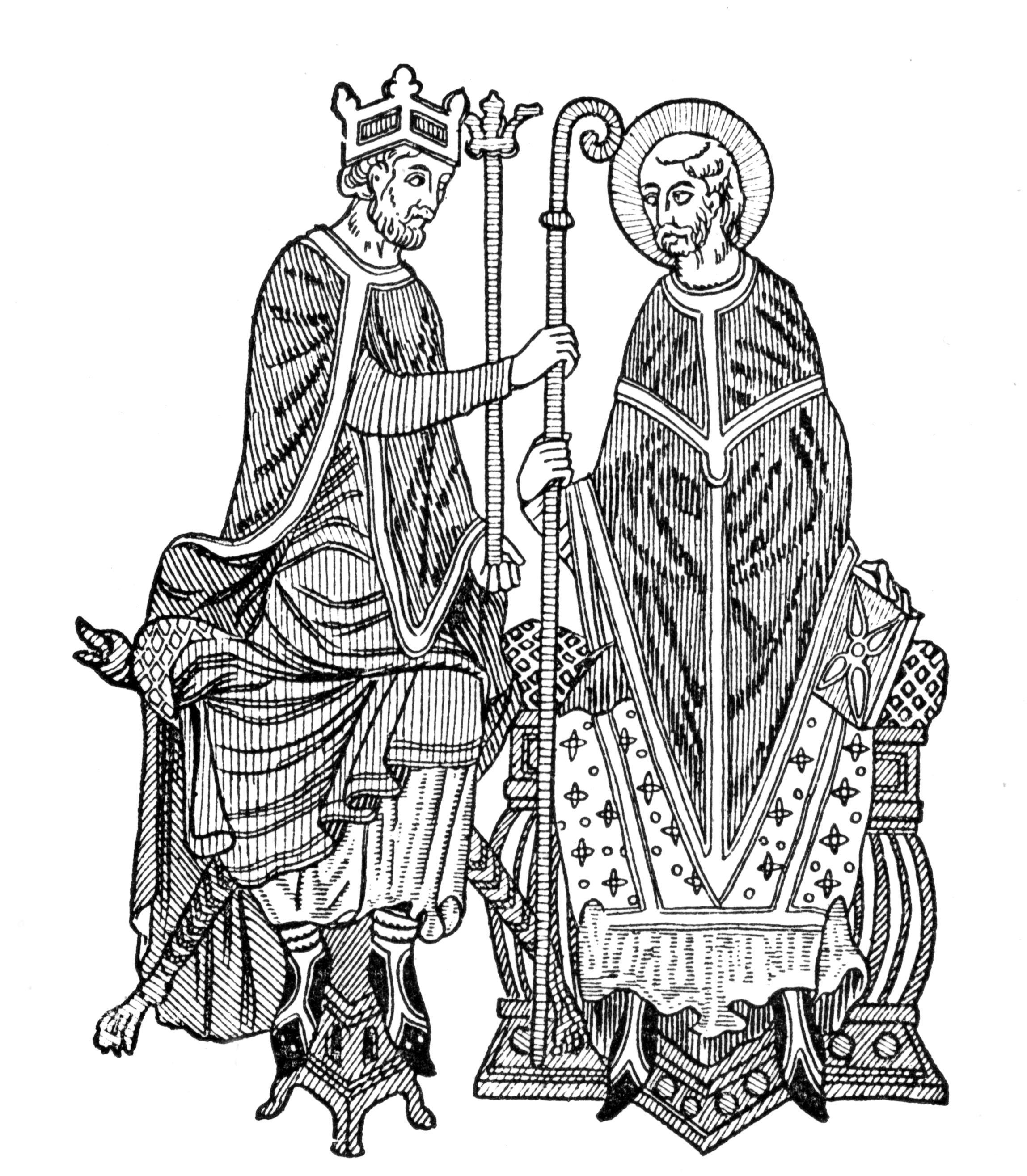 Bishop Clipart.