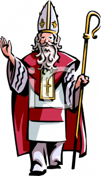 Christians Church People Clipart.