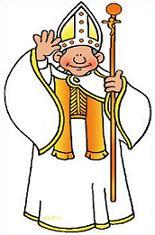 Free Catholic Bishop Clipart.