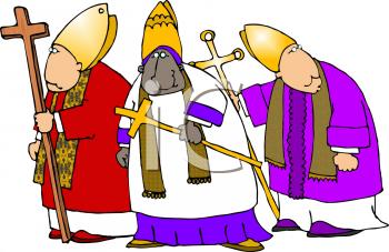 Bishops Clipart.